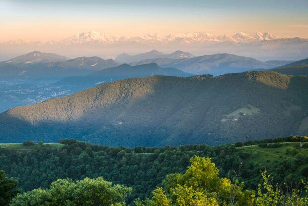 Tessin - Valle di Muggio