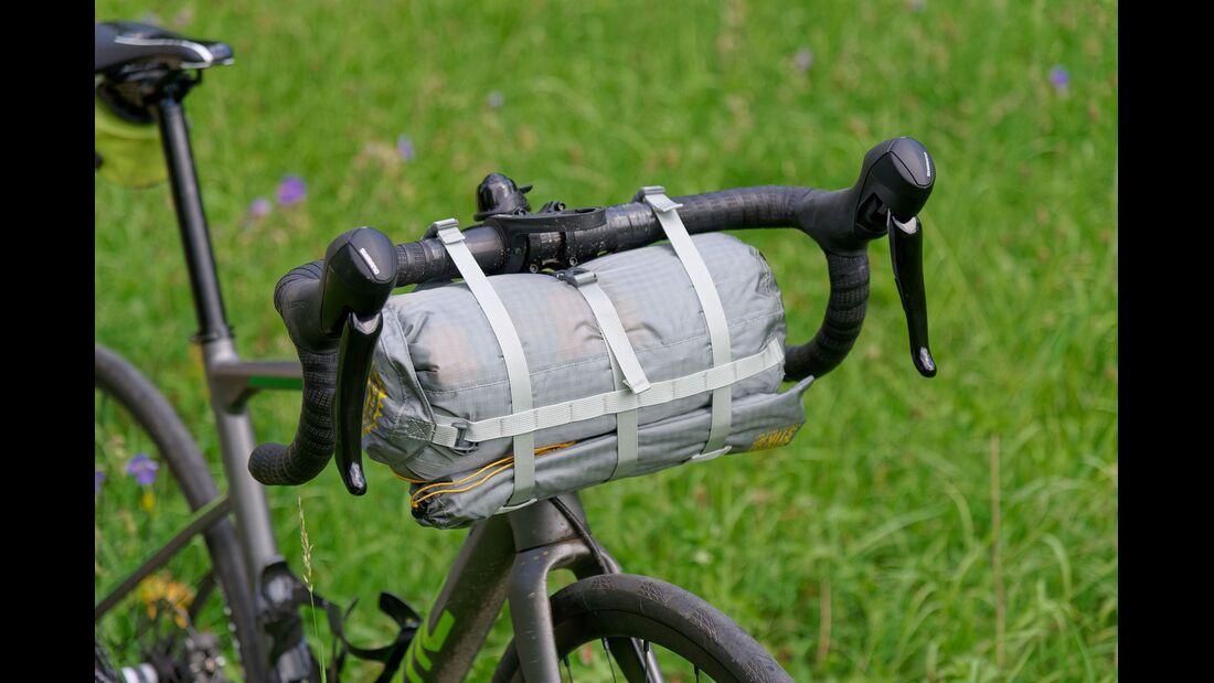 Test 2020: Big Agnes Creek HV UL1 Bikepack