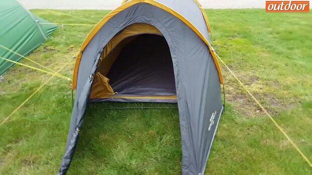 Test: Vango Meteor Pro 200 Zelt