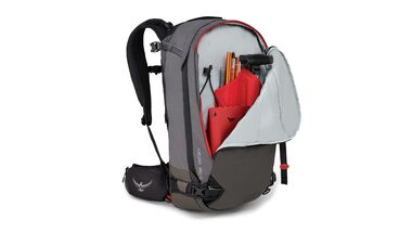 Tested on Tour 02/2021, Osprey Lawinenrucksack Soelden Pro