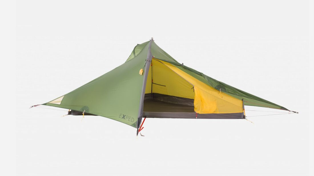 Tested on Tour 06/2021: Exped Vela 1 Extreme