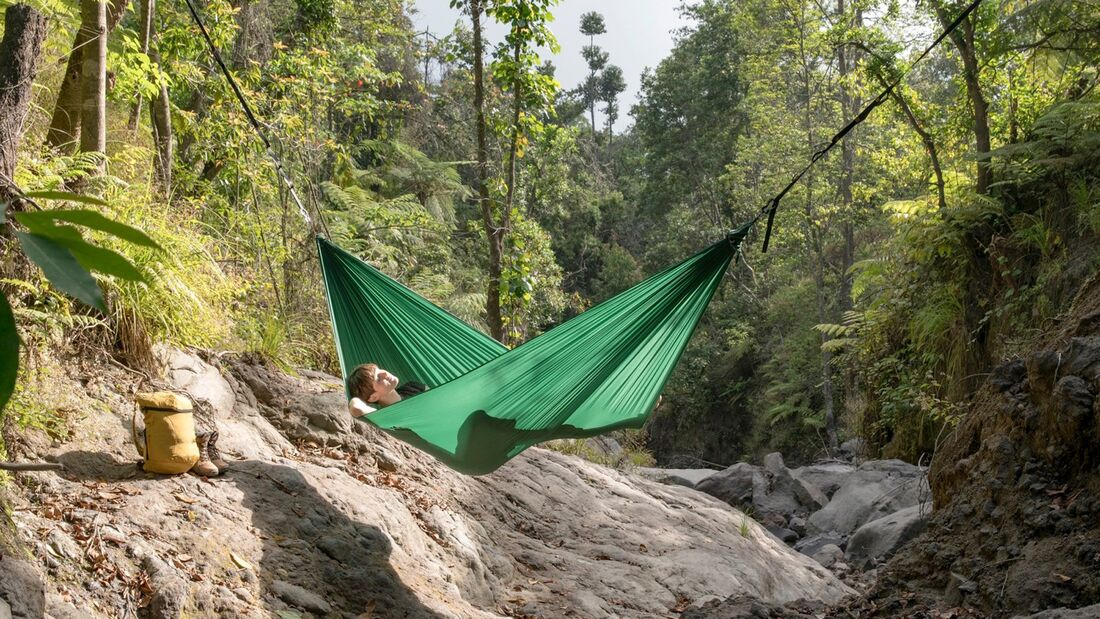 Tested on Tour 07/201: Ticket to the Moon Lightest Hammock