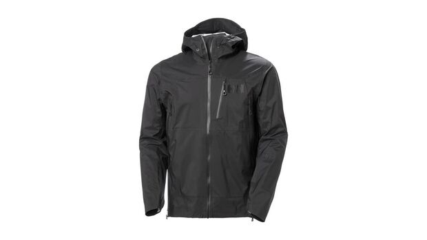 Tested on Tour 12/2020, Helly Hansen Odin 3D Air Shell