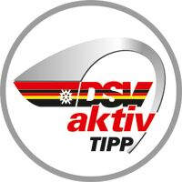 Testsieger-Logo: DSV aktivTIPP