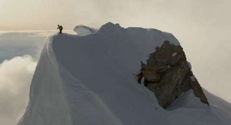 The Brilliant Moment by Mountain Hardwear
