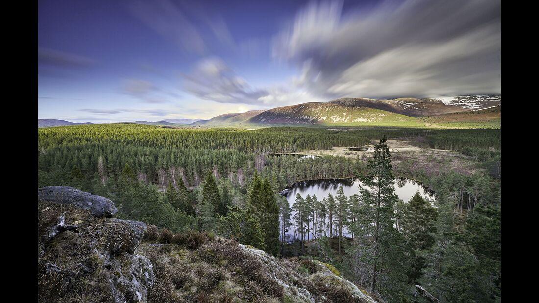The Strathspey Secret, Cairngorms, Scotland