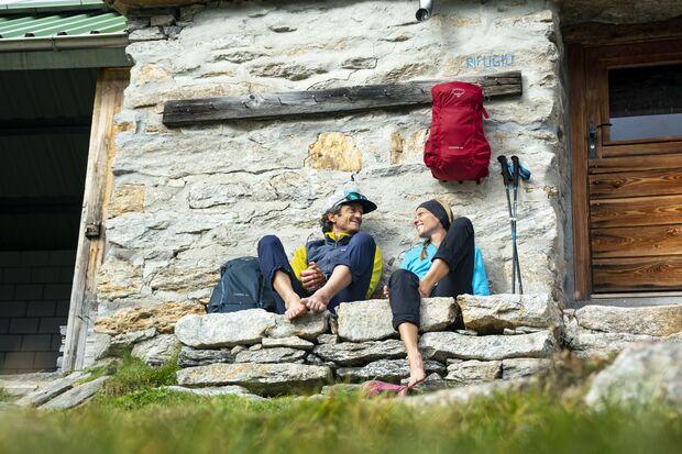 The Via Alta Idra hiking tour