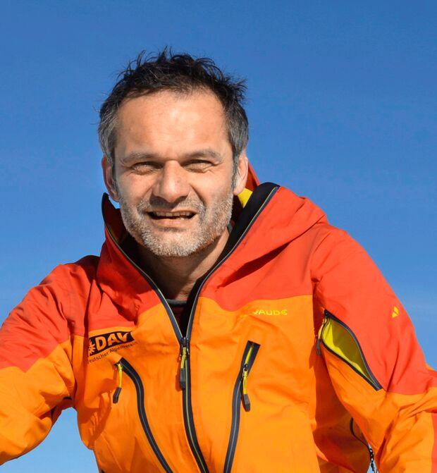 Thomas Bucher - Pressesprecher des Deutschen Alpenvereins