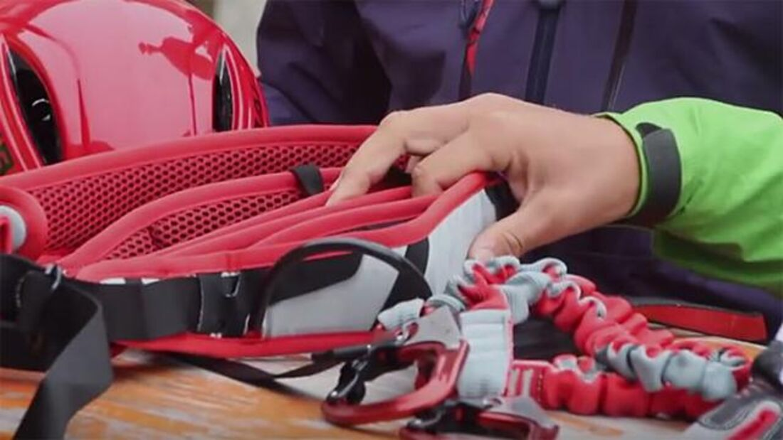 Tipps vom Bergführer: Klettersteig-Ausrüstung