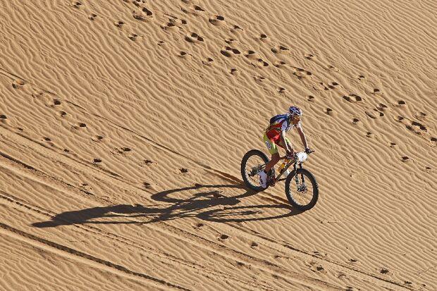 Titan Desert 2012 - knallhartes MTB-Rennen durch Marokko 10