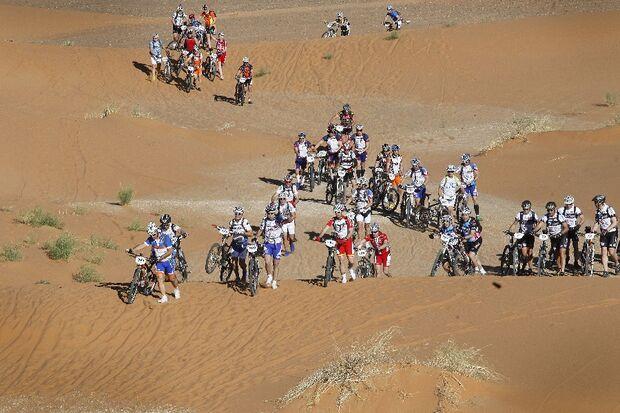 Titan Desert 2012 - knallhartes MTB-Rennen durch Marokko 11