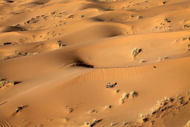 Titan Desert 2012 - knallhartes MTB-Rennen durch Marokko 14