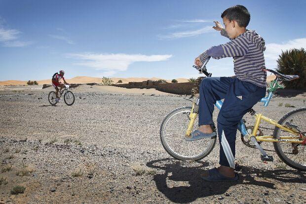 Titan Desert 2012 - knallhartes MTB-Rennen durch Marokko 18