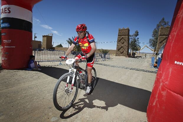 Titan Desert 2012 - knallhartes MTB-Rennen durch Marokko 19
