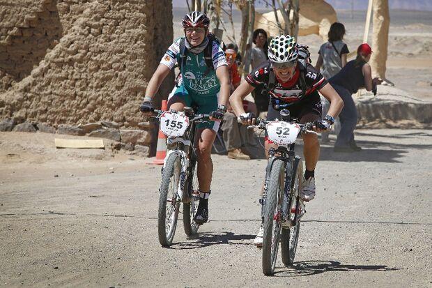 Titan Desert 2012 - knallhartes MTB-Rennen durch Marokko 20