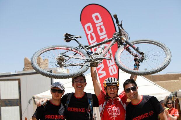 Titan Desert 2012 - knallhartes MTB-Rennen durch Marokko 21