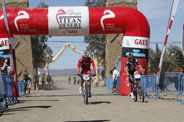 Titan Desert 2012 - knallhartes MTB-Rennen durch Marokko 23