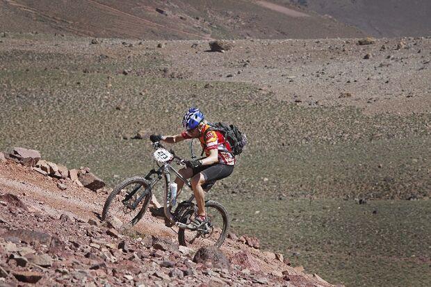 Titan Desert 2012 - knallhartes MTB-Rennen durch Marokko 24