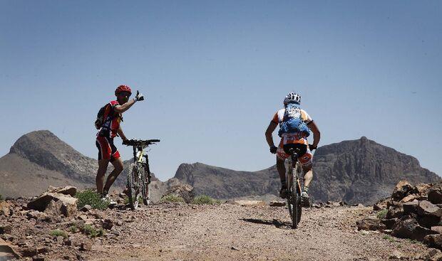 Titan Desert 2012 - knallhartes MTB-Rennen durch Marokko 25