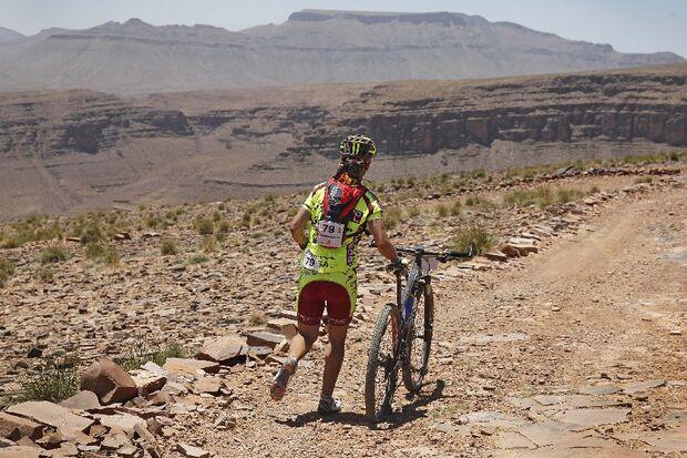 Titan Desert 2012 - knallhartes MTB-Rennen durch Marokko 26