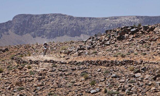 Titan Desert 2012 - knallhartes MTB-Rennen durch Marokko 27
