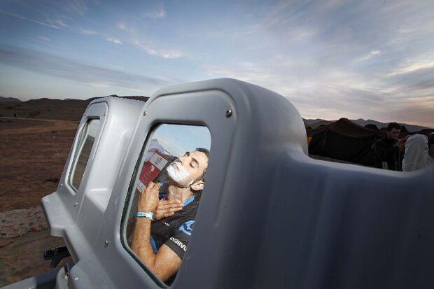 Titan Desert 2012 - knallhartes MTB-Rennen durch Marokko 28