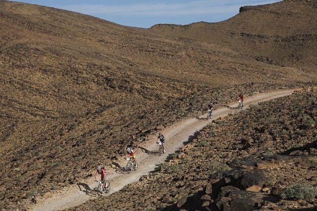 Titan Desert 2012 - knallhartes MTB-Rennen durch Marokko 29