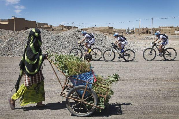 Titan Desert 2012 - knallhartes MTB-Rennen durch Marokko 3