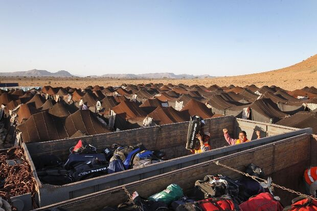Titan Desert 2012 - knallhartes MTB-Rennen durch Marokko 32