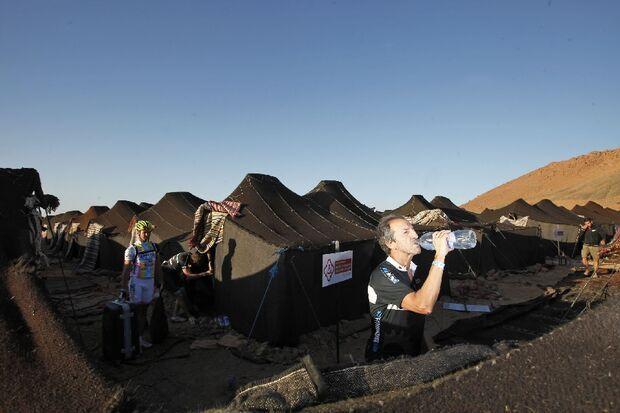 Titan Desert 2012 - knallhartes MTB-Rennen durch Marokko 33