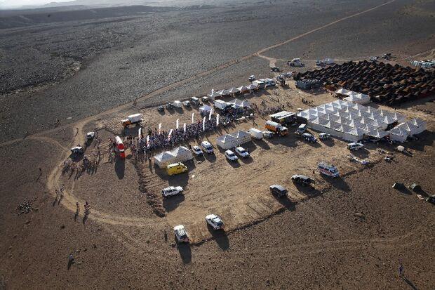 Titan Desert 2012 - knallhartes MTB-Rennen durch Marokko 35