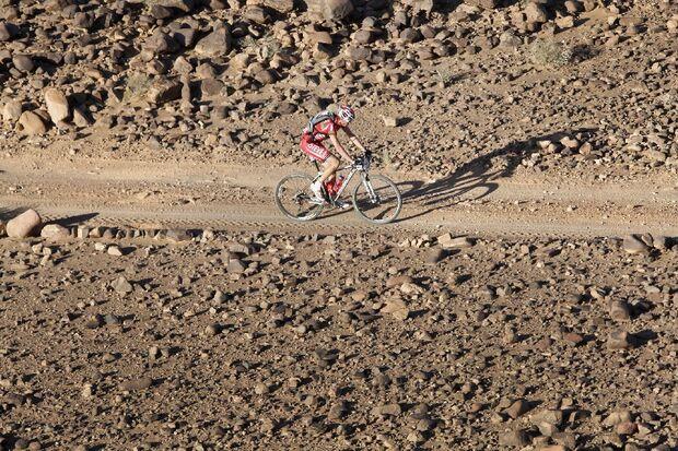 Titan Desert 2012 - knallhartes MTB-Rennen durch Marokko 38