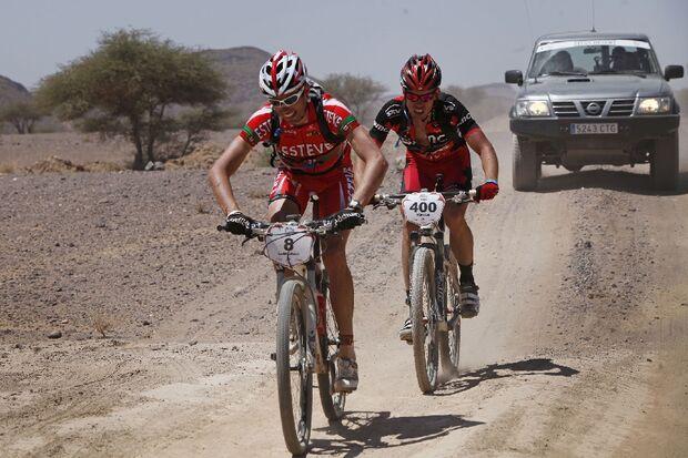 Titan Desert 2012 - knallhartes MTB-Rennen durch Marokko 39