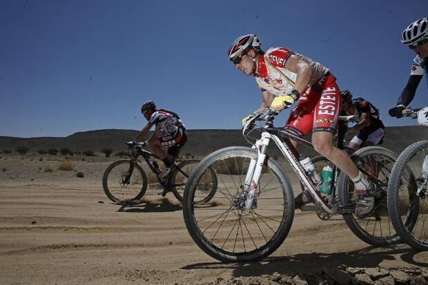 Titan Desert 2012 - knallhartes MTB-Rennen durch Marokko 40