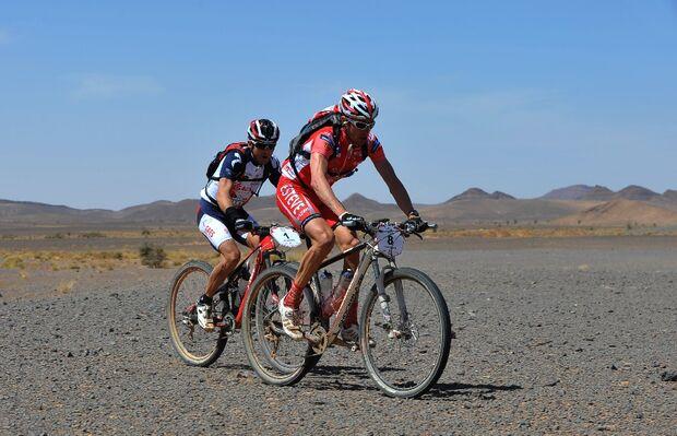 Titan Desert 2012 - knallhartes MTB-Rennen durch Marokko 41