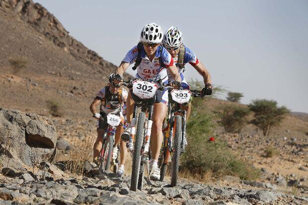 Titan Desert 2012 - knallhartes MTB-Rennen durch Marokko 43