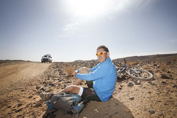 Titan Desert 2012 - knallhartes MTB-Rennen durch Marokko 44
