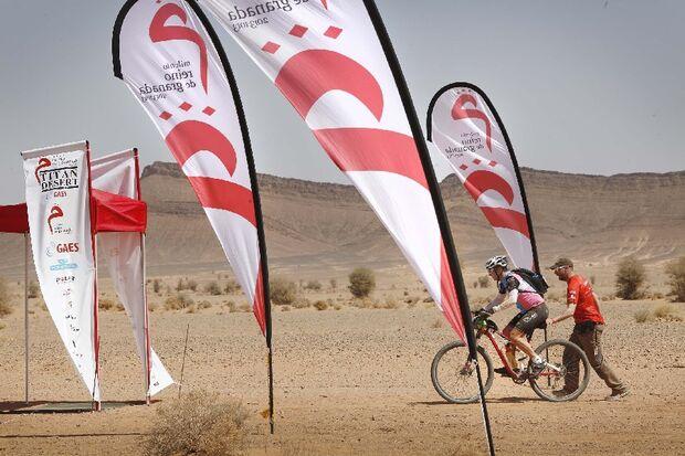 Titan Desert 2012 - knallhartes MTB-Rennen durch Marokko 46
