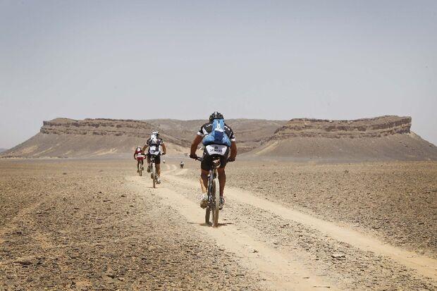 Titan Desert 2012 - knallhartes MTB-Rennen durch Marokko 48