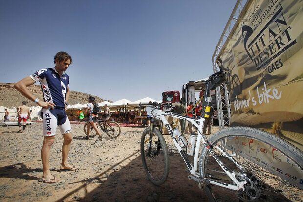 Titan Desert 2012 - knallhartes MTB-Rennen durch Marokko 50
