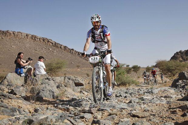 Titan Desert 2012 - knallhartes MTB-Rennen durch Marokko 51