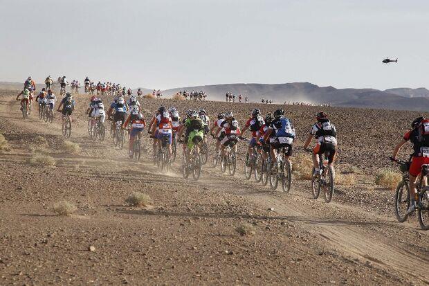 Titan Desert 2012 - knallhartes MTB-Rennen durch Marokko 54