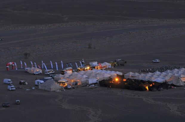 Titan Desert 2012 - knallhartes MTB-Rennen durch Marokko 59