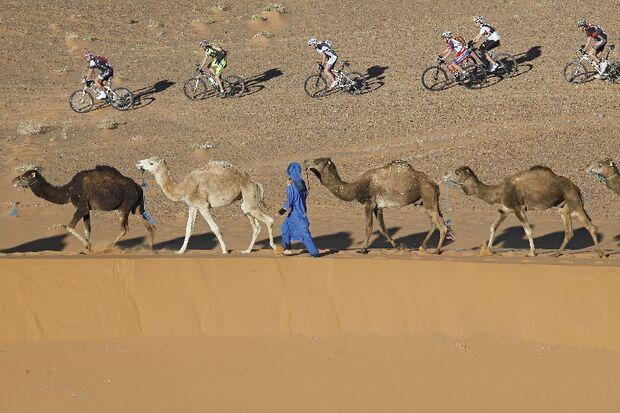Titan Desert 2012 - knallhartes MTB-Rennen durch Marokko 6