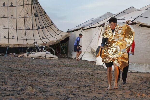Titan Desert 2012 - knallhartes MTB-Rennen durch Marokko 60