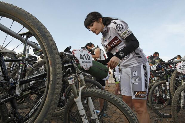 Titan Desert 2012 - knallhartes MTB-Rennen durch Marokko 61
