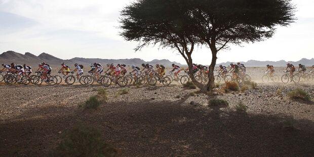 Titan Desert 2012 - knallhartes MTB-Rennen durch Marokko 65