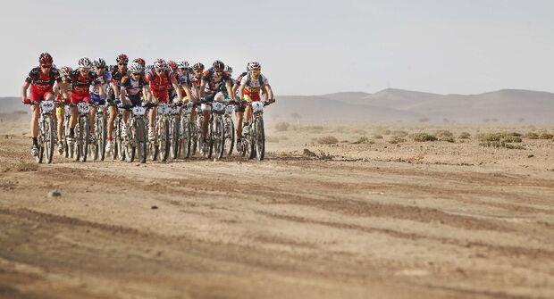 Titan Desert 2012 - knallhartes MTB-Rennen durch Marokko 66