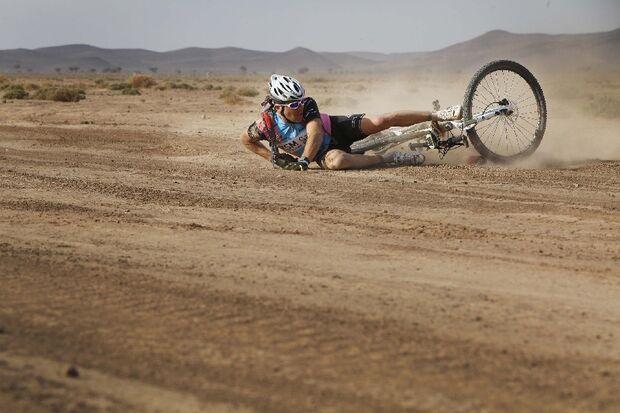 Titan Desert 2012 - knallhartes MTB-Rennen durch Marokko 67