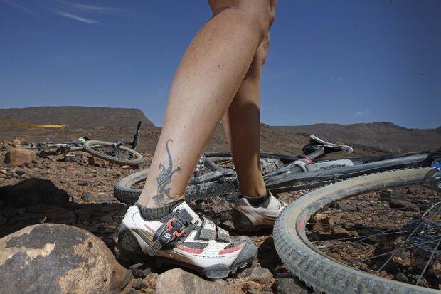 Titan Desert 2012 - knallhartes MTB-Rennen durch Marokko 68
